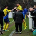 Lamb, McGrotty & Sweetman on an emotional final day at Ascot United