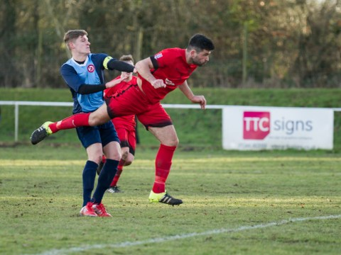 Binfield see off Woodcote to reach Reading Senior Cup Final for third successive season