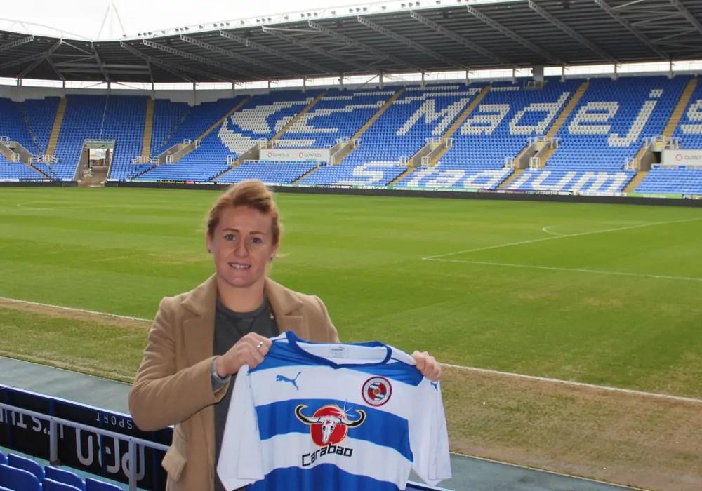 Reading Women sign Northern Ireland international