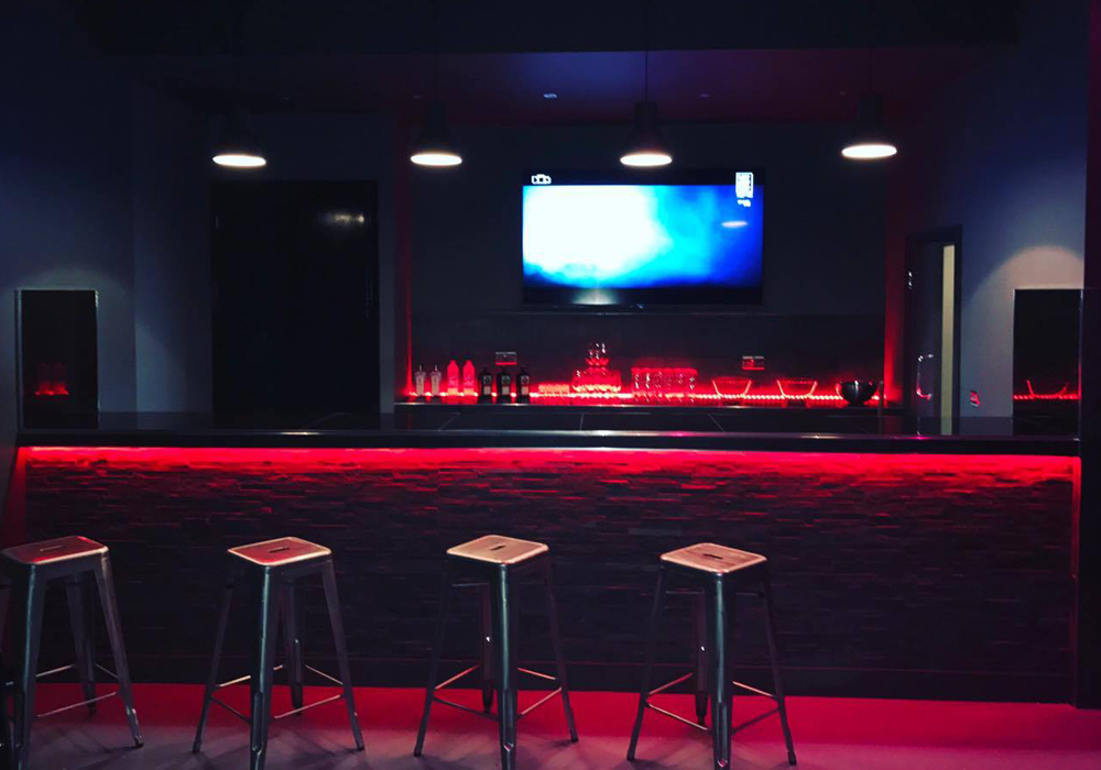 A look inside The Lounge at Larges Lane, Bracknell Town's new bar to open
