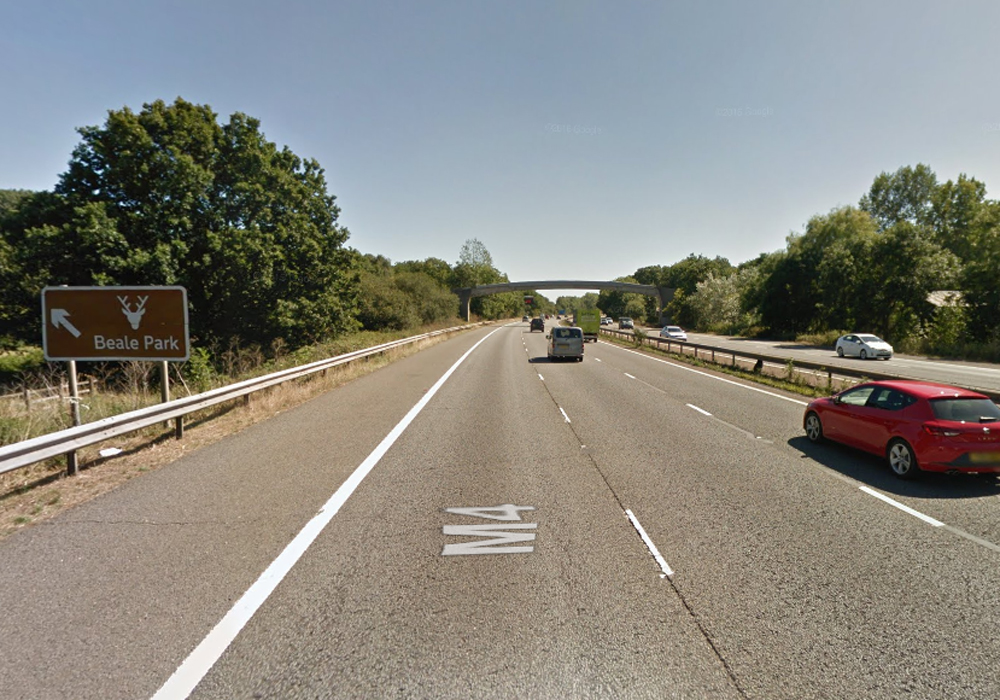 Beware the M4 is closed this weekend if you are travelling for football