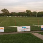 Binfield FC's Reading Senior Cup semi final abandoned after SIX sent off
