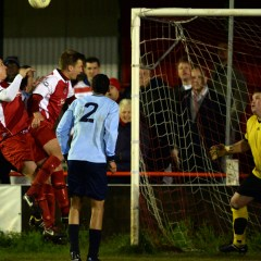 Bracknell Town face League Cup semi final at Larges Lane