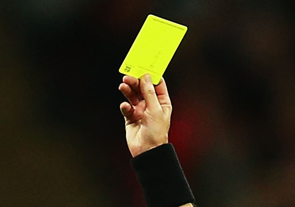 Who is your Referee of the Season?