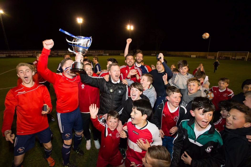 Everything from Bracknell Town's 2016/17 County Cup win