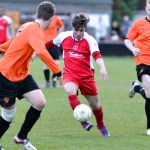 Derby night for Wokingham & Emmbrook and Bracknell Town