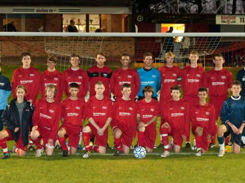 Where are they now? The 2011/12 Binfield Allied Counties Youth side