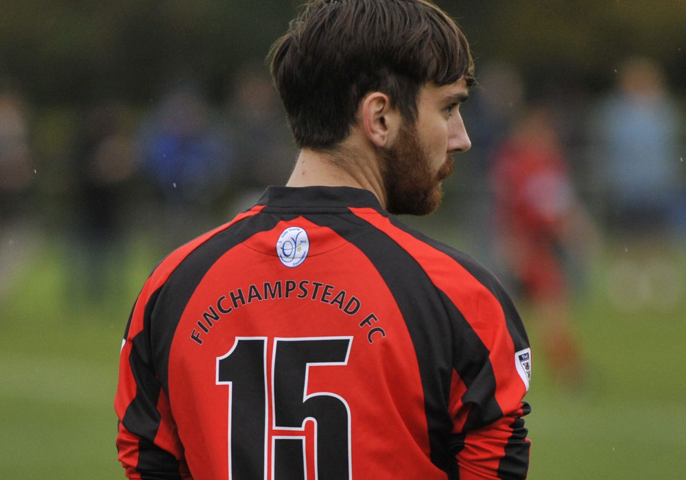 AFC Aldermaston seal signature of 'number one target'
