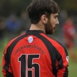 AFC Aldermaston seal signature of 'number one target'