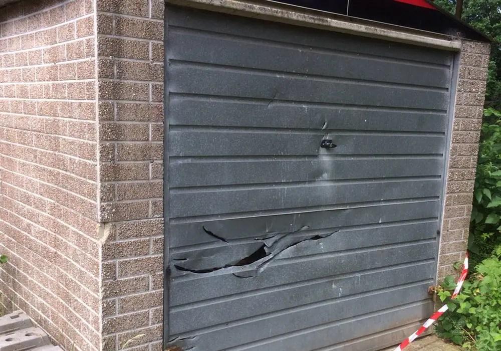 Vandals strike Sandhurst Town for a third time.