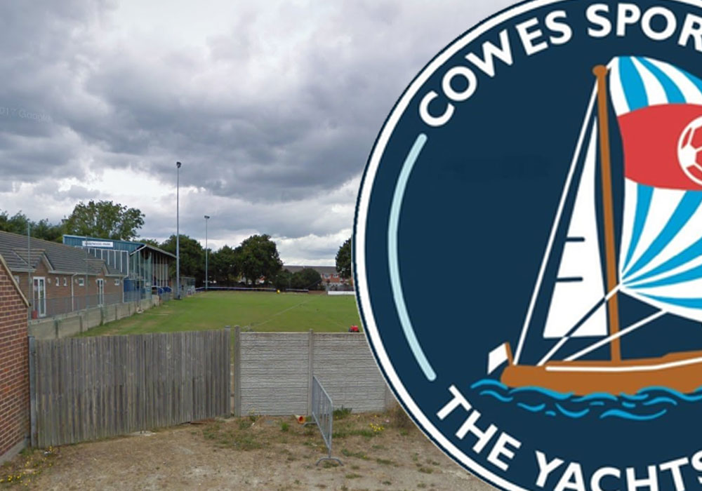 Who are Cowes Sports? Bracknell Town's FA Cup opponents