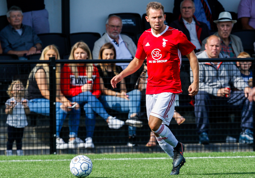Report: Bracknell Town bow out of FA Cup to Winchester City