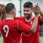 Four Jon Bennett goals ease Bracknell Town FC through in Floodlit Cup