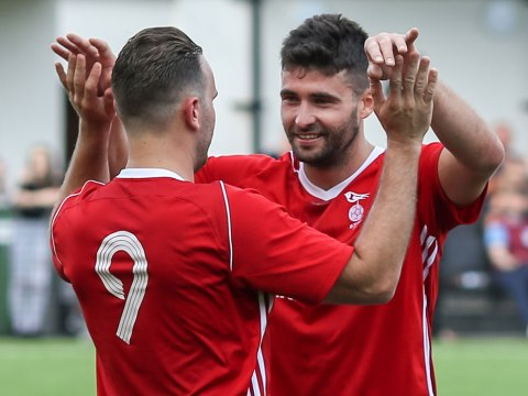 FA Vase results and Jon Bennett sends Bracknell Town top