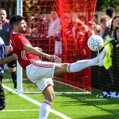 Bracknell Town's ultras 'go national' after Soccer AM tweet