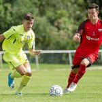 Binfield FC out of FA Cup after Horndean defeat, Barry Hayles scores first Windsor goal