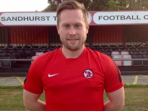 Luke Turkington's goal not enough as Sandhurst Town beaten at home