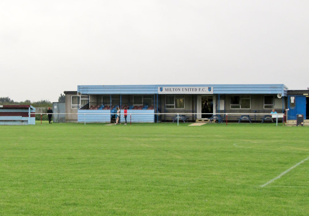 Guide to Milton United FC and Potash Lane