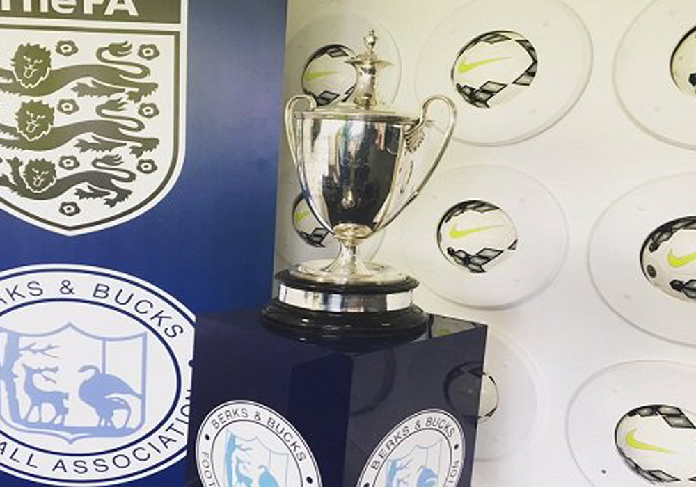 Local dates for Berks & Bucks Senior Cup Second Round ties