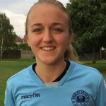 May Hamblin fires Woodley United in to Third Qualifying Round of SSE FA Women's Cup