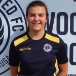Rosie Page-Smith back for another season with Woodley United Ladies