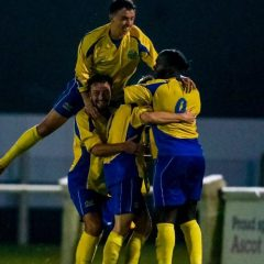 Midweek: Ascot United head to Bucks and Bracknell Town in County Cup