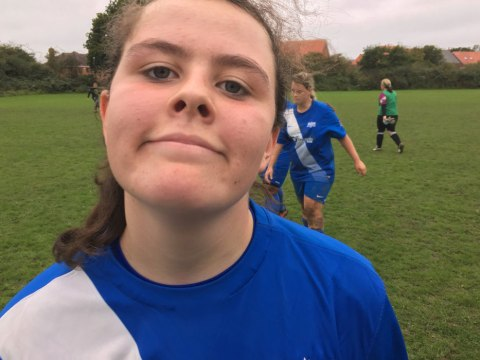 Connie Wilson's double fires Binfield Ladies to first ever win