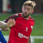 Gary Smith wins Hellenic League cup tie for Binfield