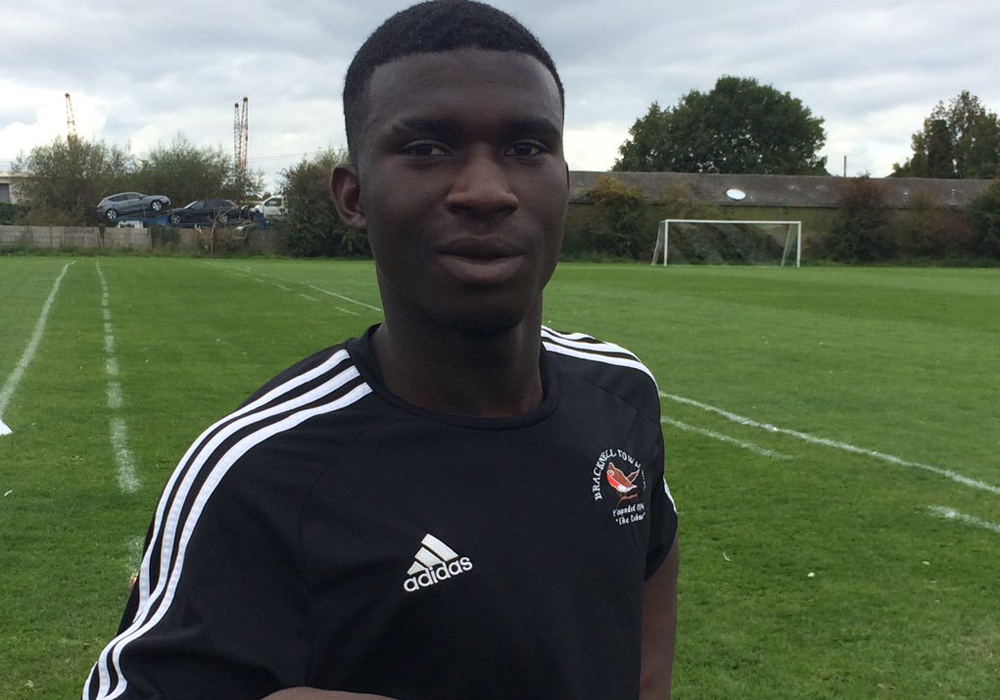 Ernest Opoku-Ware steps in as Bracknell Town keep up the pace