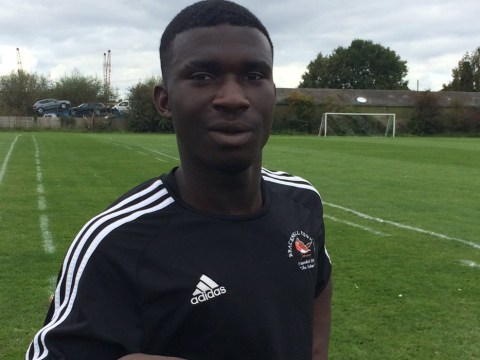 Opoku-Ware off the bench to net for Bracknell Town FC in youth cup win
