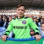 400 FC Bracknell members celebrate 40th anniversary at Reading FC
