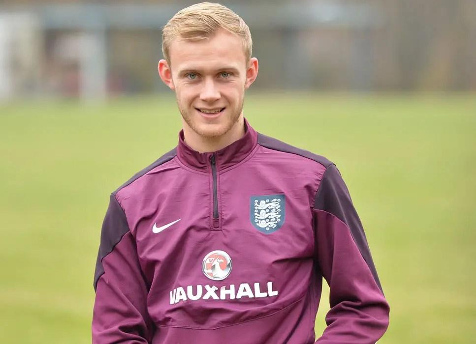 Recap: 45 minutes for Sam Barratt in an England shirt in ICT final