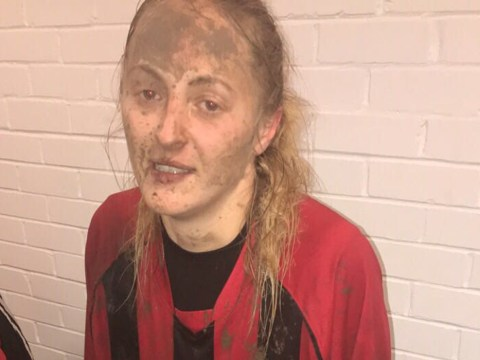 Glorious mud but Sandhurst Town Ladies exit County Cup