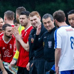 Bracknell Town FC gearing up for FA Vase Quarter Final at Larges Lane