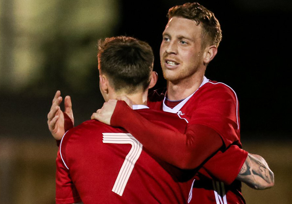 Bracknell Town's TJ Bohane to leave Larges Lane