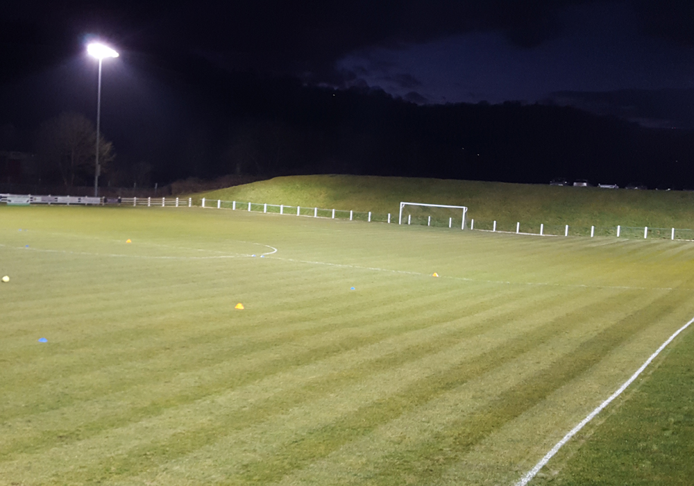 Brimscombe & Thrupp's The Meadow ground.