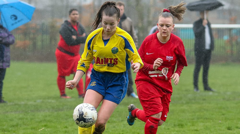 All the Women's football player registrations 5/9/2019 to 12/9/2019