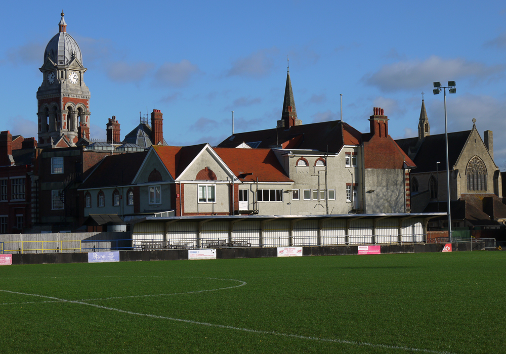Eastbourne Town. Photo supplied by Ian Townsend.