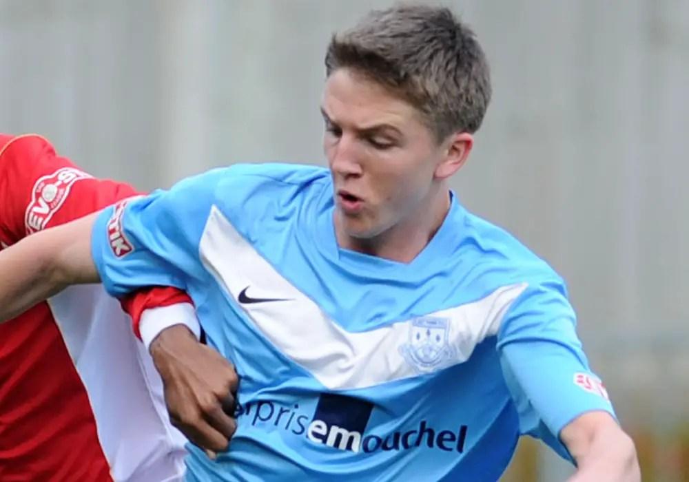 Adam Cashin-Murray among latest Reading City signings