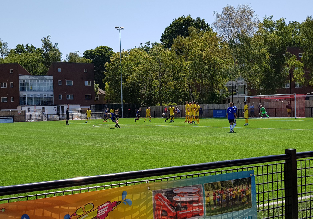 Guide to Bracknell Town FC and Larges Lane