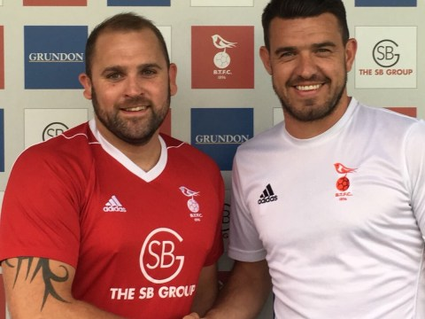 Bracknell Town transfer coup with signing of National League defender