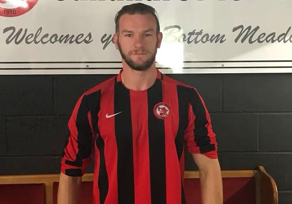 Sam Green. Photo: Sandhurst Town FC.