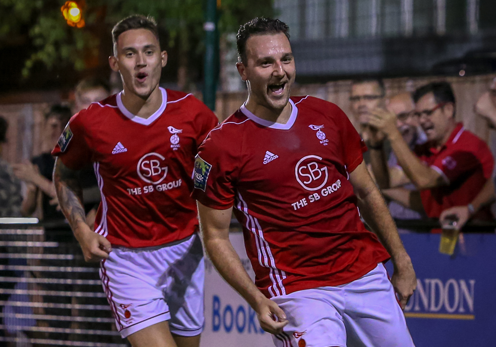 Midweek preview: Ascot United and Bracknell Town both in action