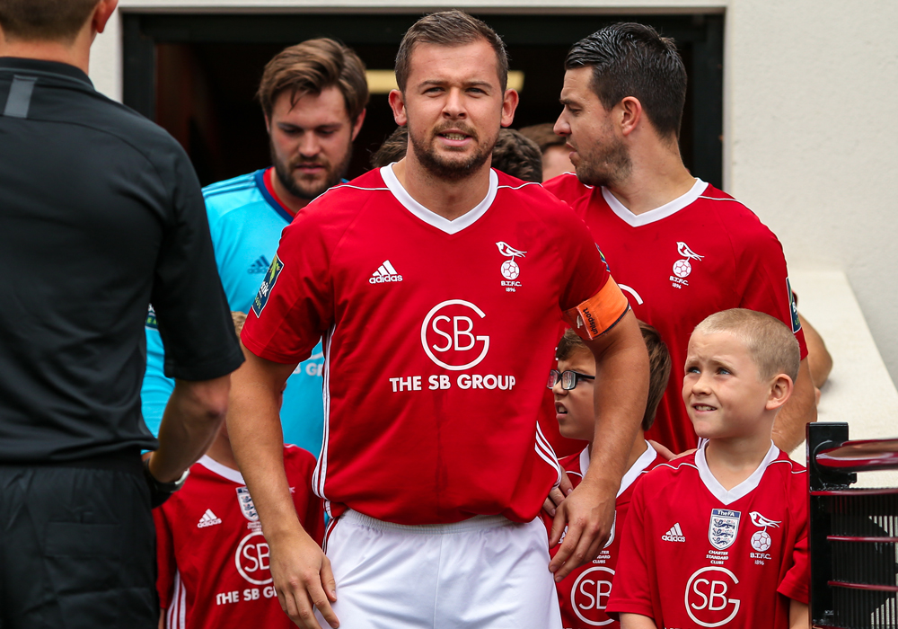 FA Cup replay means Bracknell Town face 12-day wait for fixture