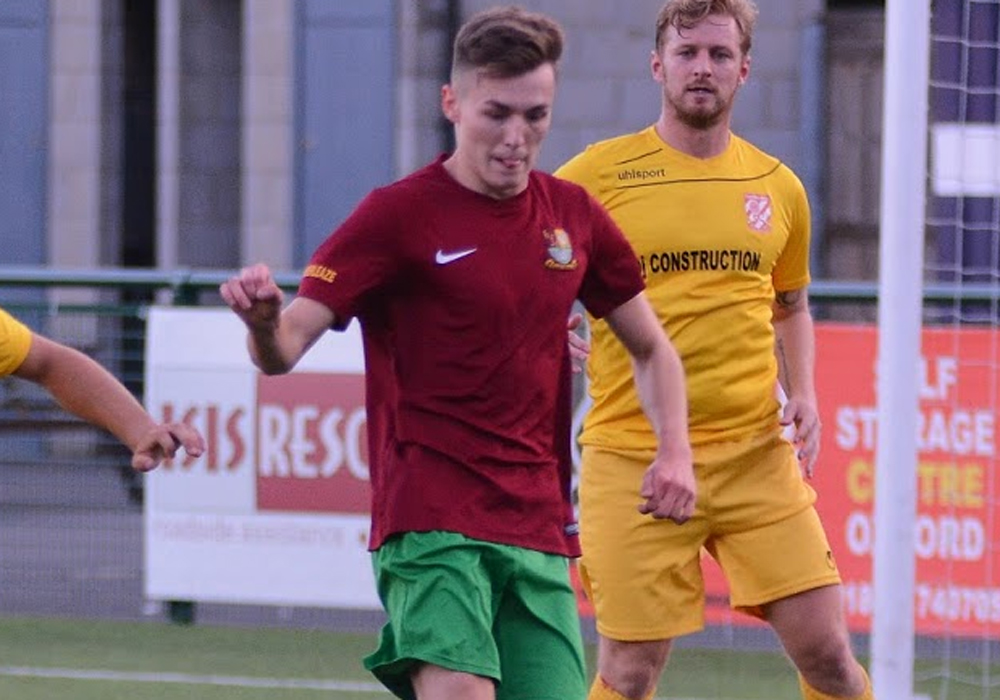 Holyport target a semi final in Hellenic League Subsidiary Cup