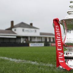 Live updates as FA Cup First Qualifying Round draw nears