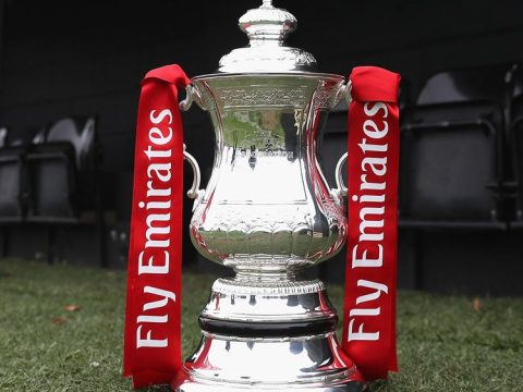 The FA Cup Second Qualifying Round ties affecting Berkshire
