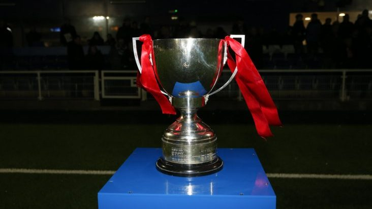 Bracknell Town's Velocity Trophy group stage fixtures announced