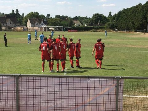 Results: Big wins for Binfield and Reading City