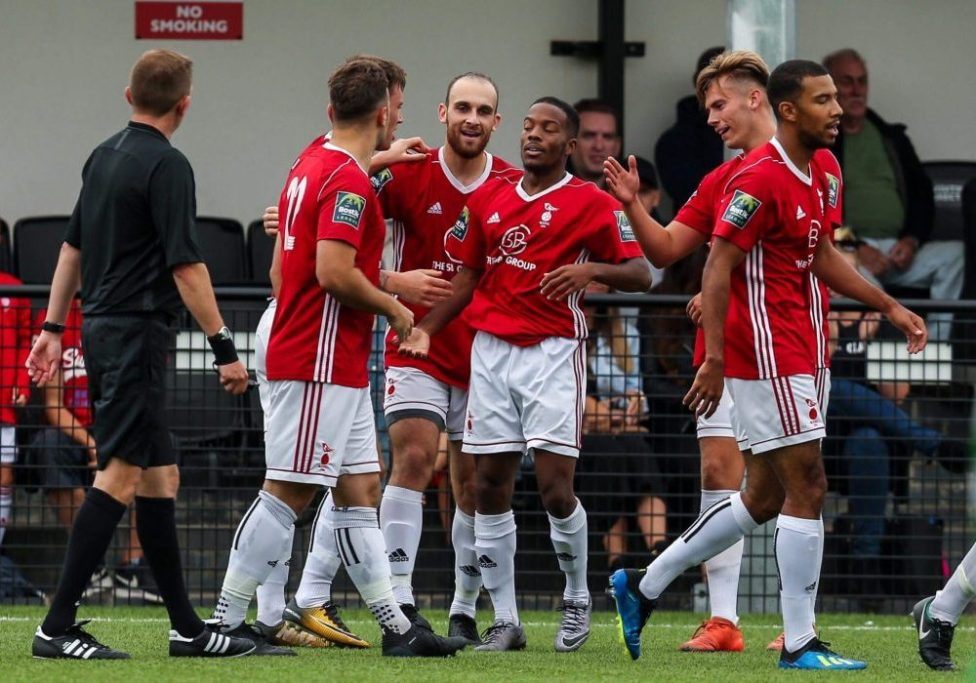Results: Bracknell Town win opener and Binfield through in FA Cup